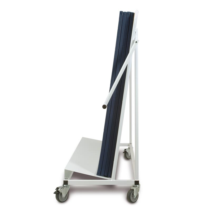 Harrod Sport Vertical Inclined Mat Trolley