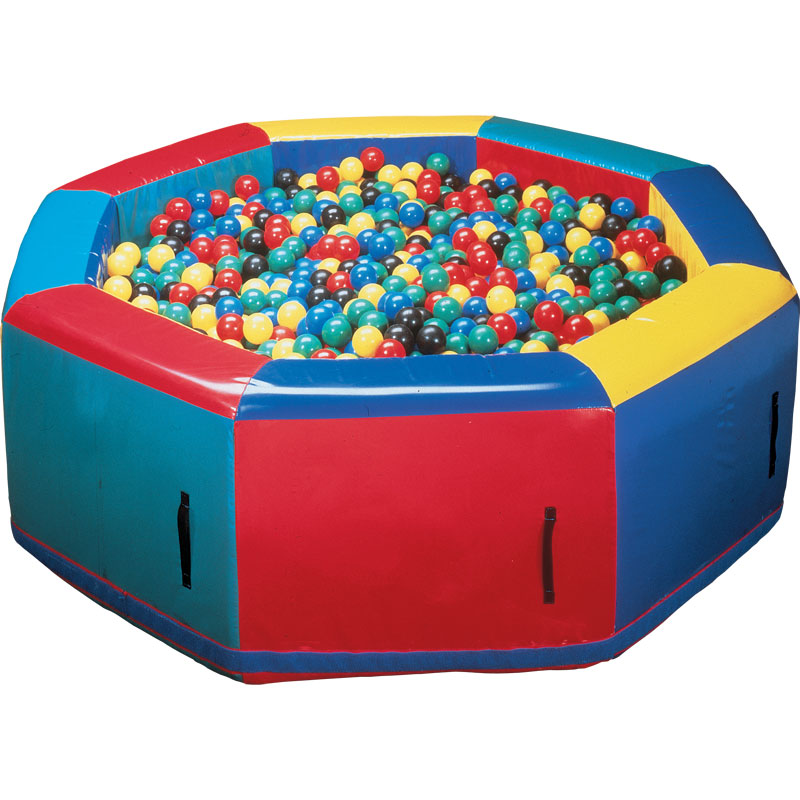 PLAYM8 Zoftplay Portable Empty Ball Pool