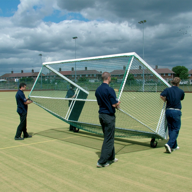 Harrod Sport Aluminium Hockey Goal Posts