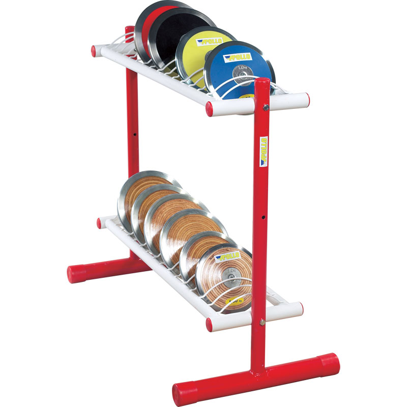 Polanik Discus Storage Rack