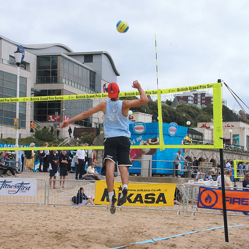 Harrod Sport Beach Volleyball Set