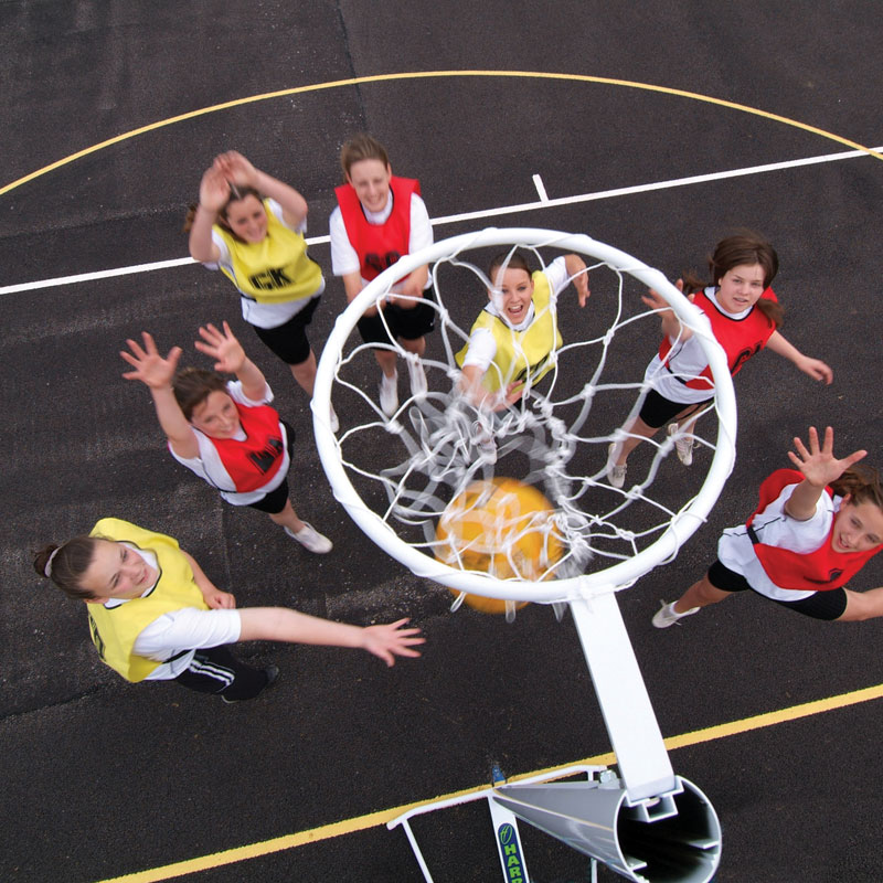 Harrod Sport Wheelaway International Netball Posts