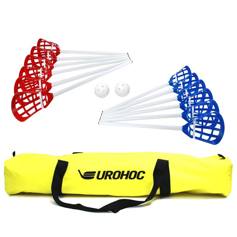 Eurohoc Mini Pop Lacrosse Set