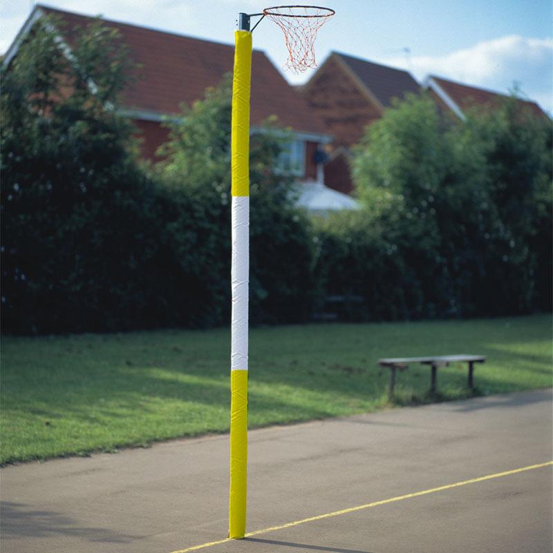 Harrod Sport  Standard Netball Post Protectors