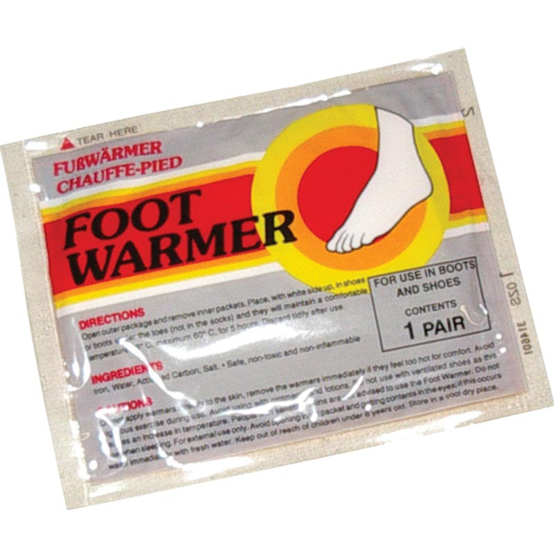 Mycoal Foot Warmers Pair