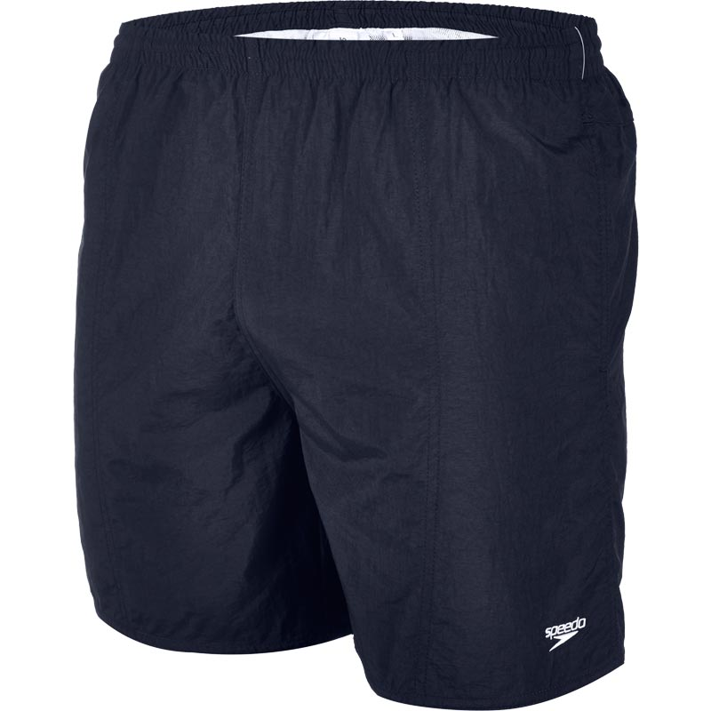 Speedo Solid Leisure Watershorts Black
