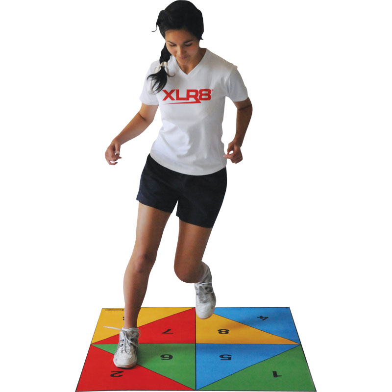 First Play Drill Movement Mat 1m