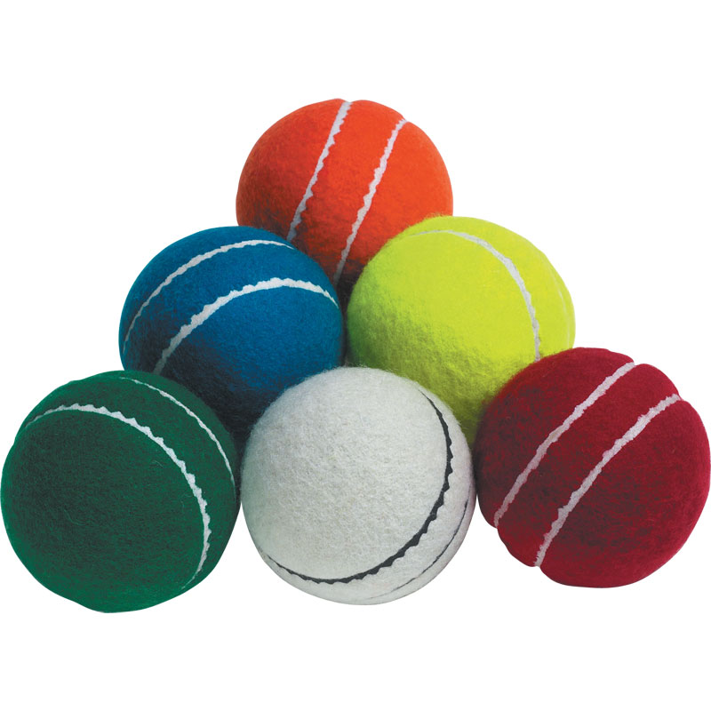 Readers All Play Cricket Ball 6 Pack