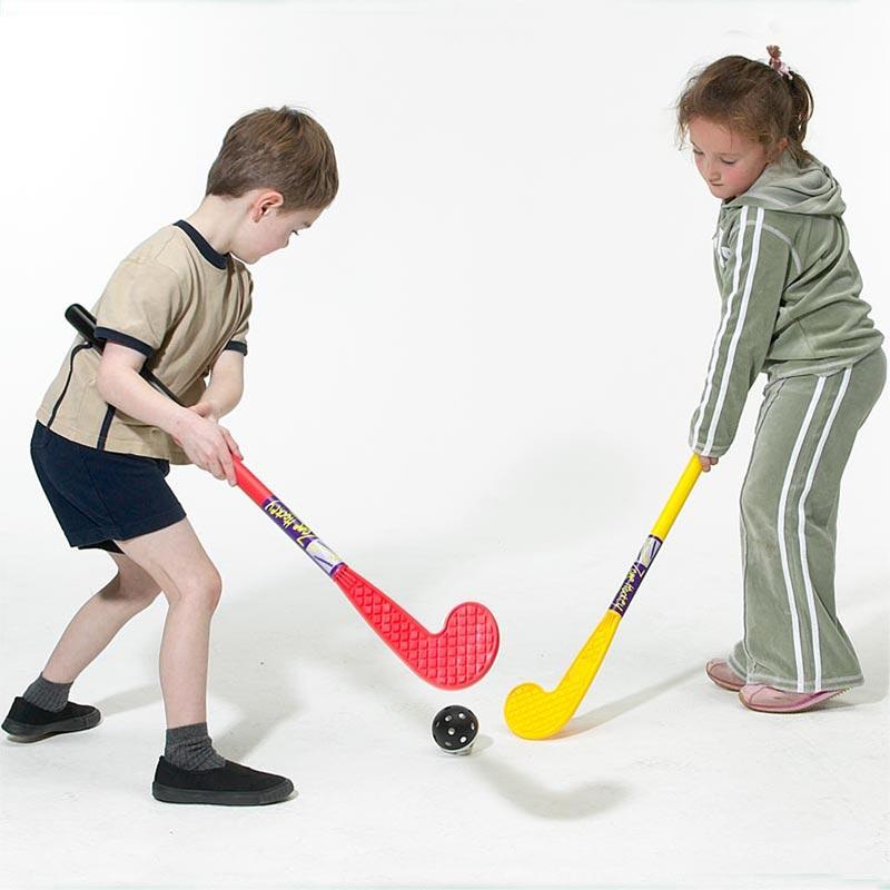 Eurohoc Junior Zone Hockey Set