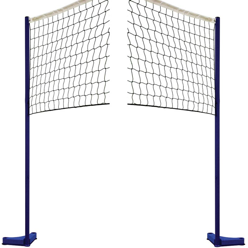 Harrod Sport VB1 Floor Fixed Training Volleyball Posts