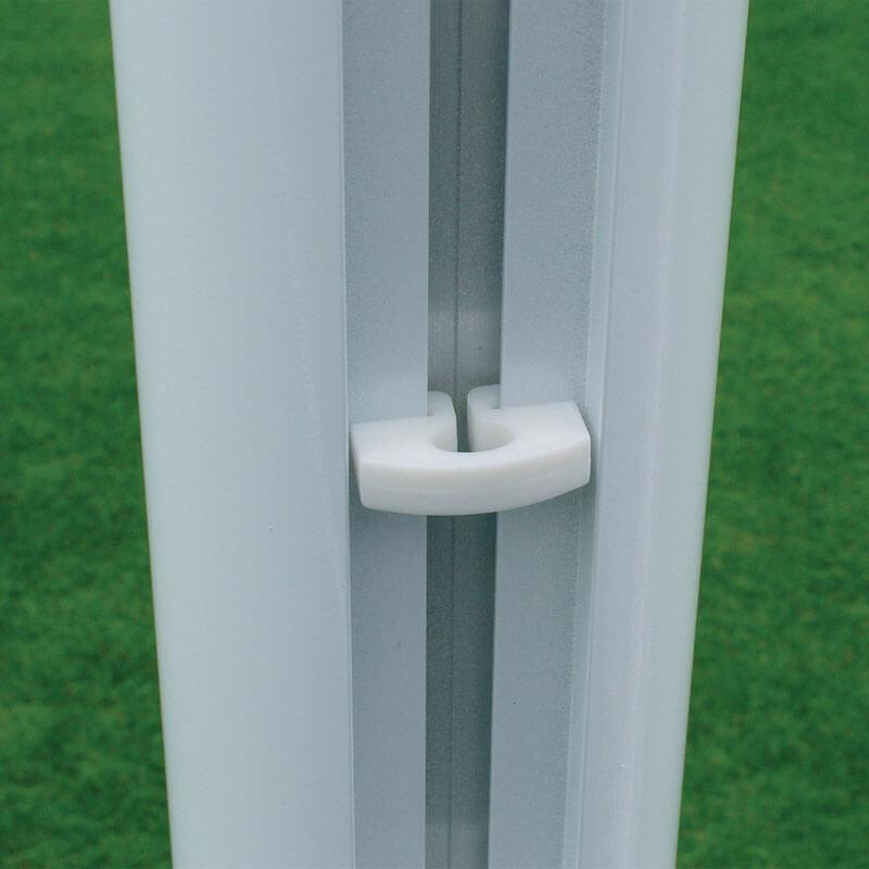 Harrod Sport 24ft x 8ft 3G Socketed Stadium Football Posts