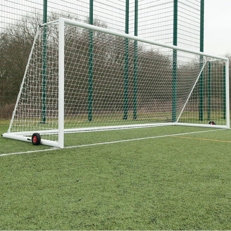 Harrod Sport 21ft x 7ft 3G Integral Weighted Football Portagoals
