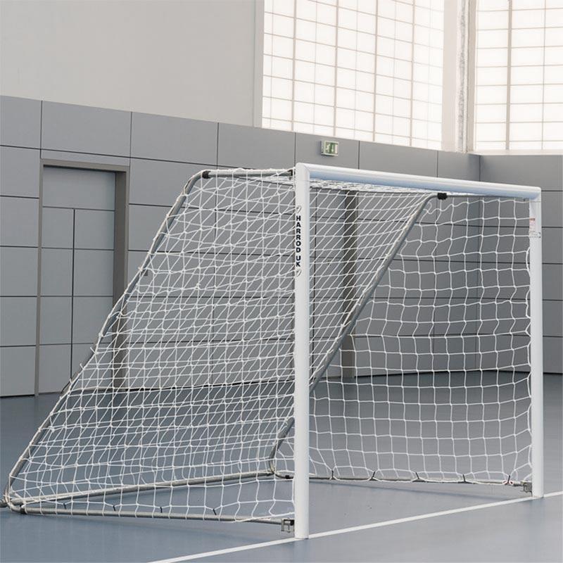 Harrod Sport Freestanding Aluminium Football Post Nets 10ft x 7ft