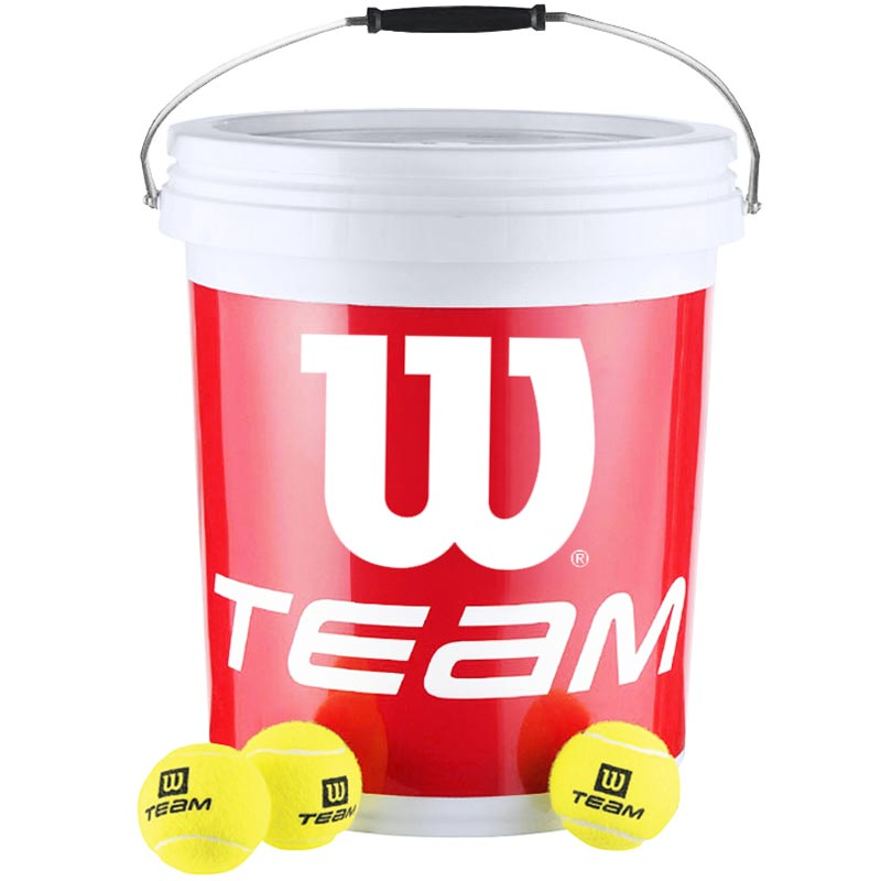 Wilson Team Trainer Tennis Ball 72 Pack