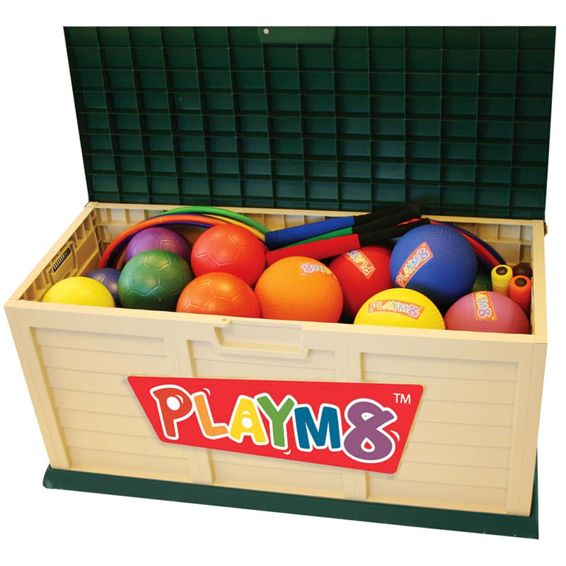 PLAYM8 Jumbo Storage Box