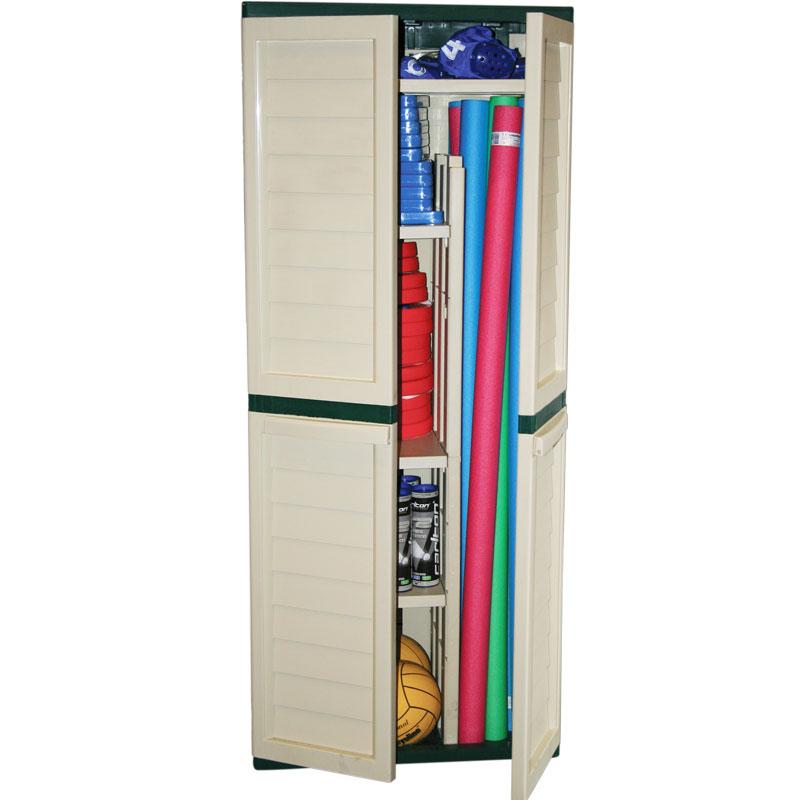 Poolside Large Utility Cabinet
