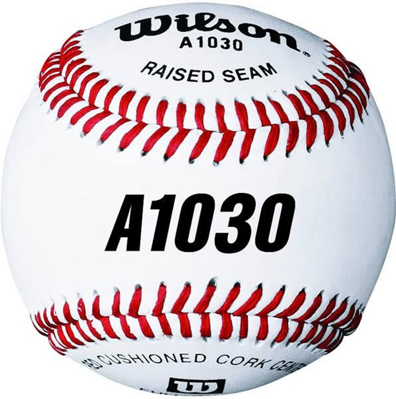 Wilson Official Professional League Baseball