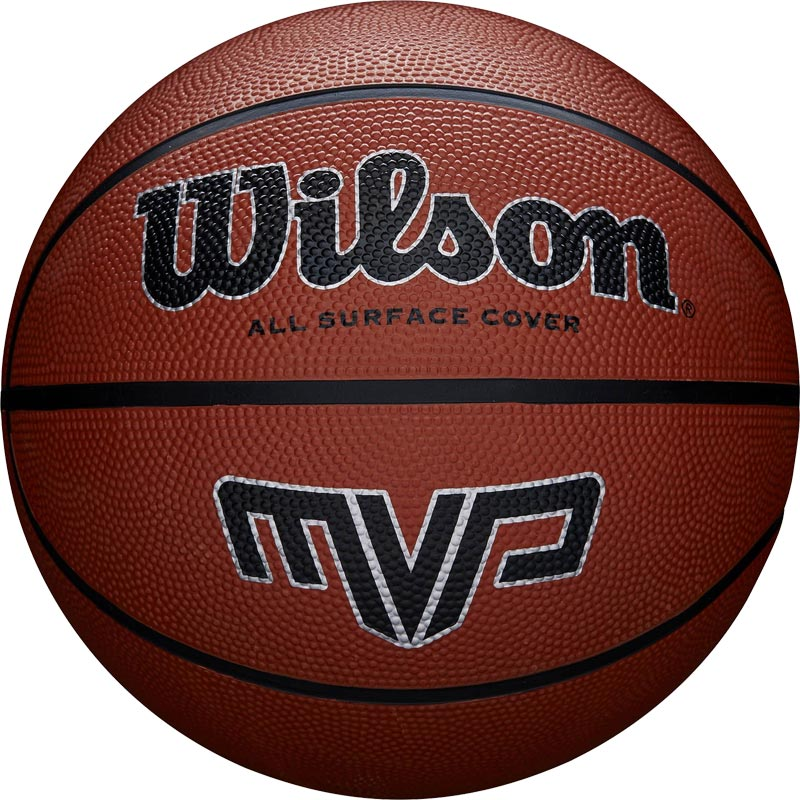 Wilson MVP Series Basketball Tan