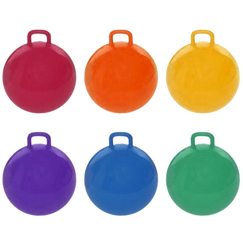 PLAYM8 Space Hopper 6 Pack 55cm