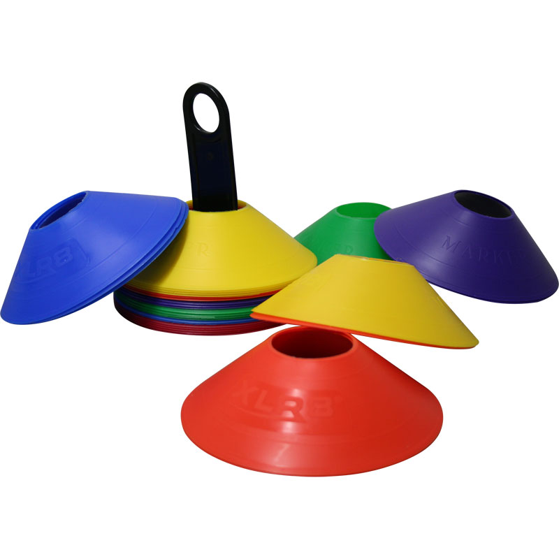 PLAYM8 Saucer Cones 30 Pack 19cm