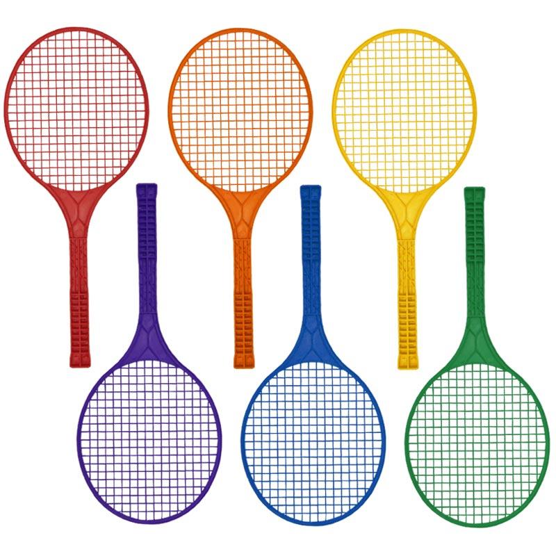 PLAYM8 Tennis Racket 6 Pack