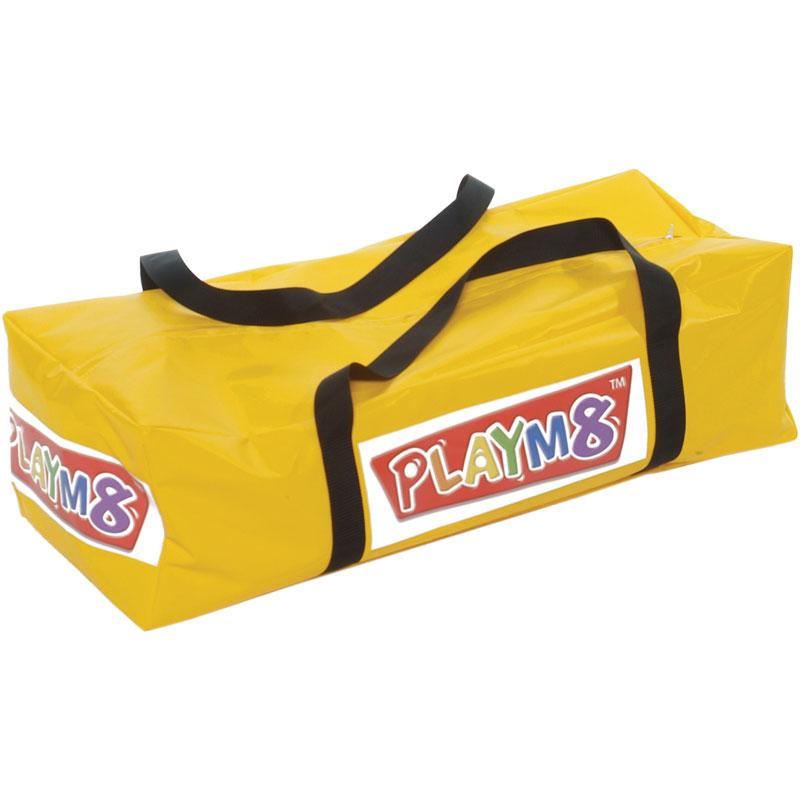 PLAYM8 Yellow Storage Bag