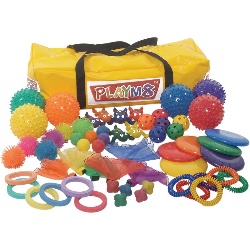PLAYM8 Throw n Catch Pack