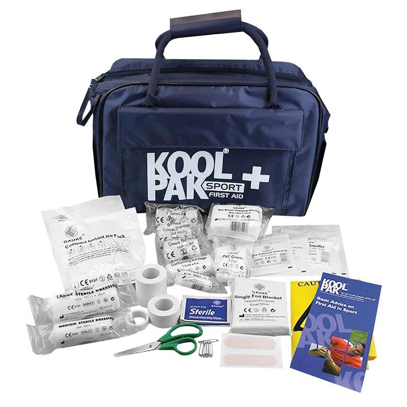 Koolpak Sports First Aid Pro Team Kit