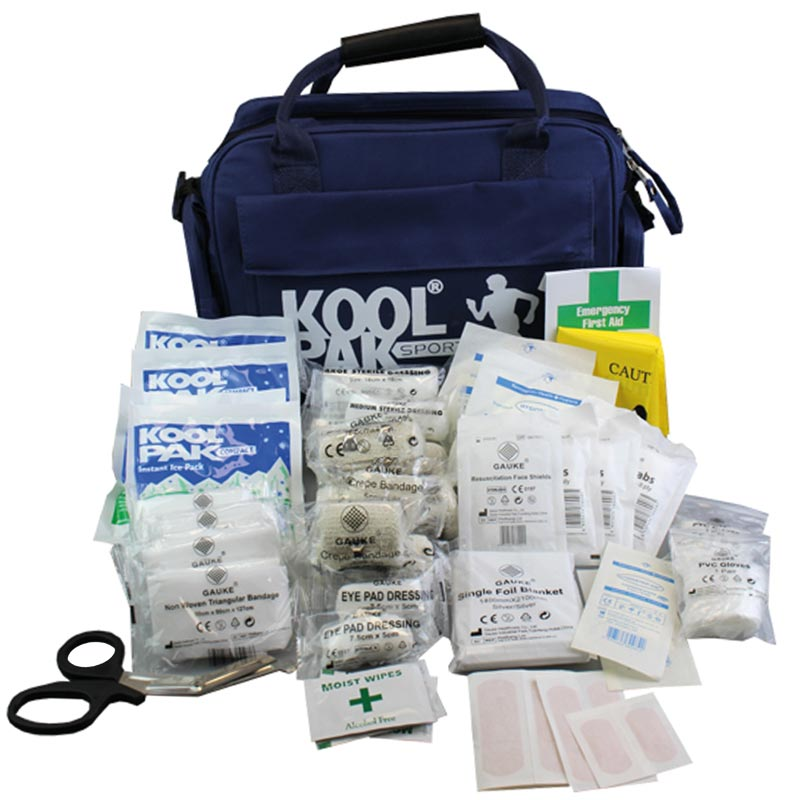 Koolpak Sports First Aid Haversack Kit
