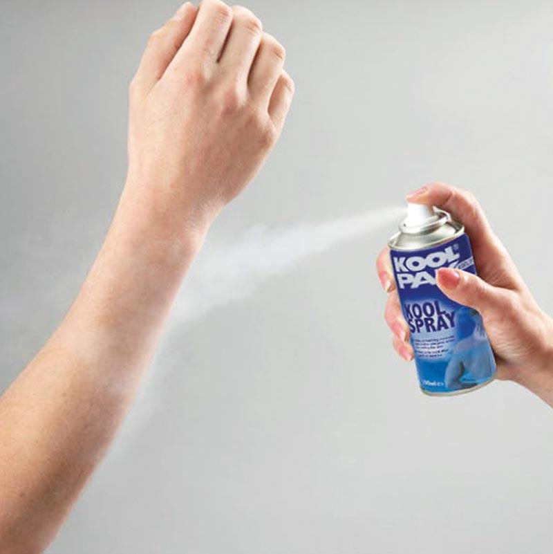 Koolpak Kool Freeze Spray