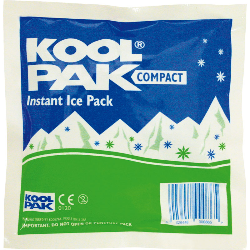 koolpak instant ice pack small. Black Bedroom Furniture Sets. Home Design Ideas