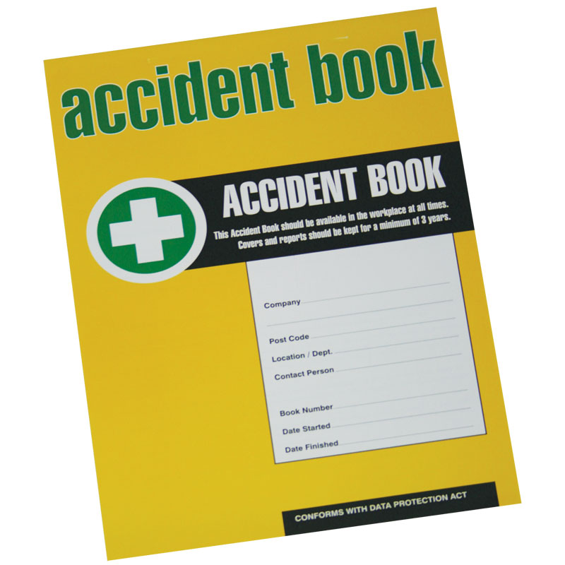 Koolpak Accident Book