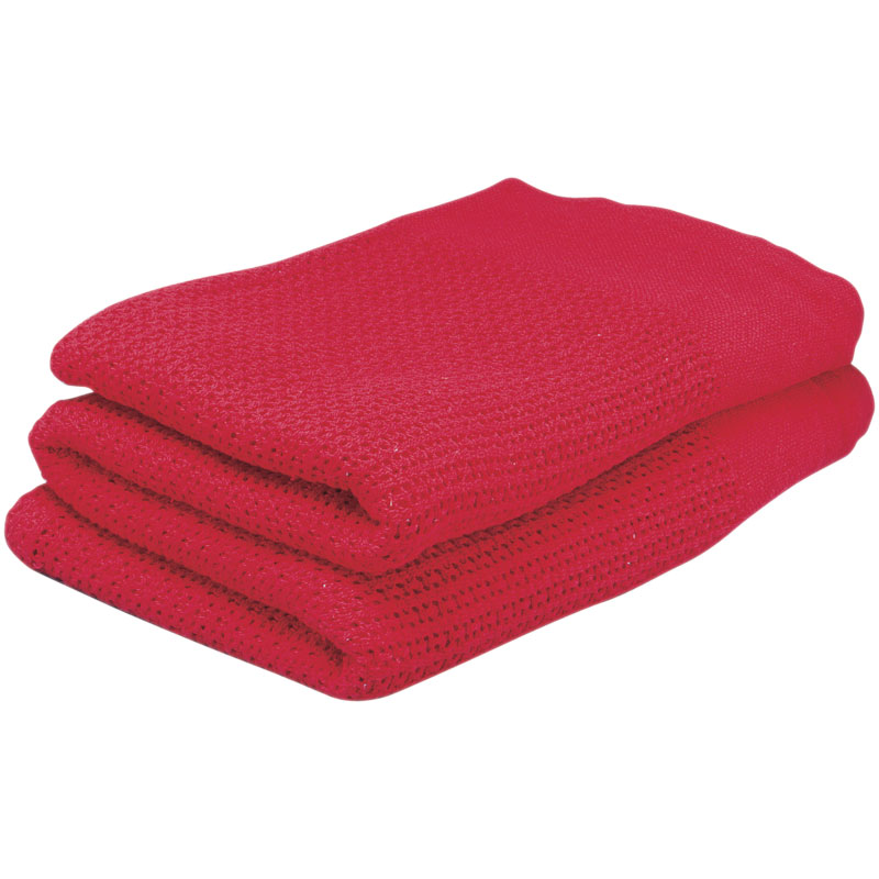 Koolpak Cotton Cellular Blanket