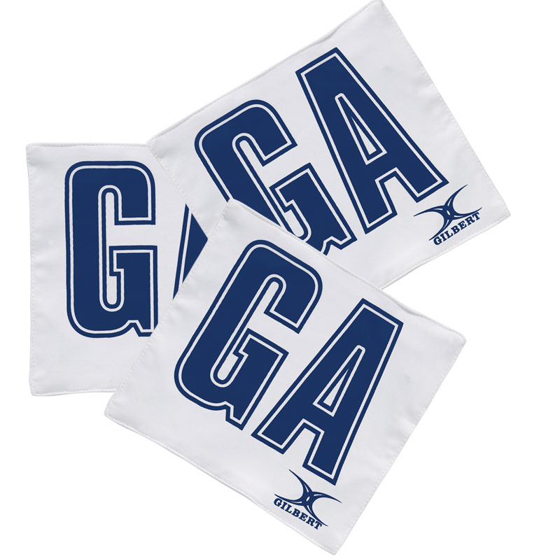 Gilbert Netball Patches