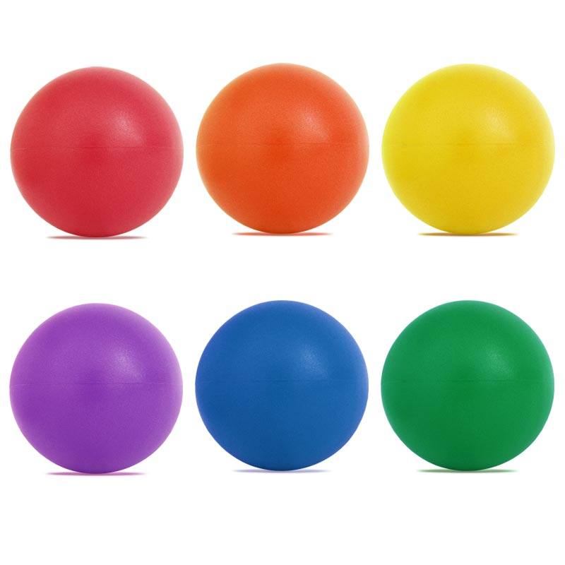 PLAYM8 Soft Touch Ball 6 Pack 10cm