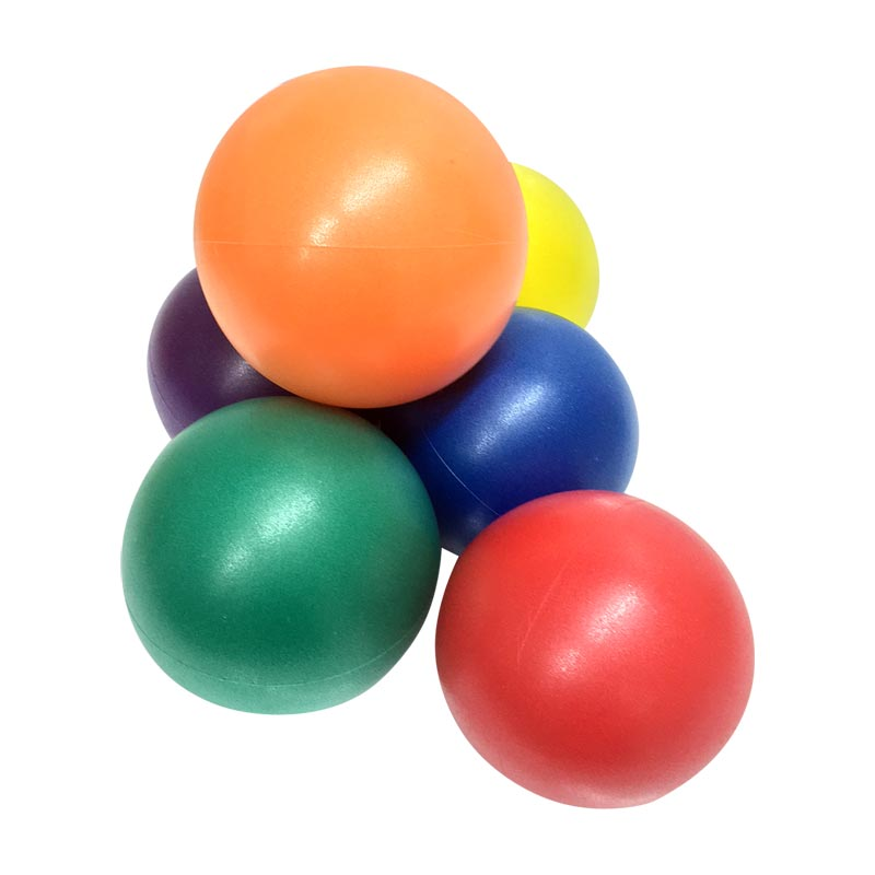 PLAYM8 Soft Touch Ball 6 Pack 15cm
