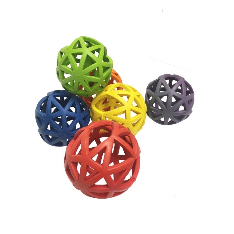 PLAYM8 Flexi Ball 6 Pack 13cm