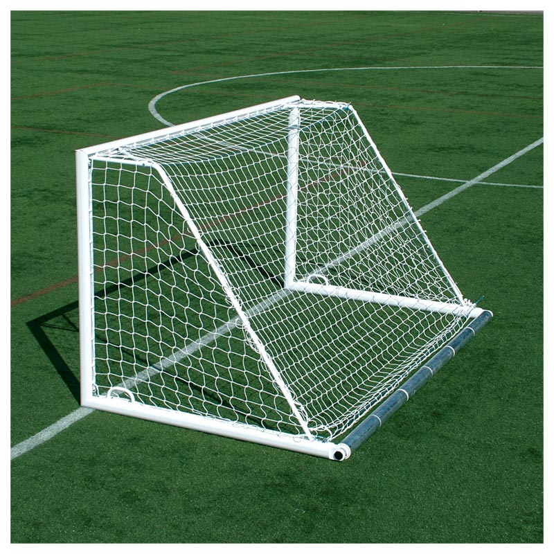 Harrod Sport 3G Integral Weighted Football Portagoals 16ft x 7ft