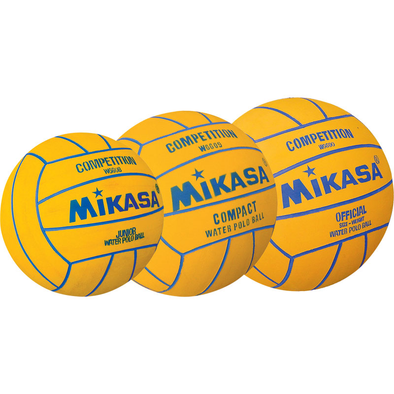 Mikasa Training Water Polo Ball