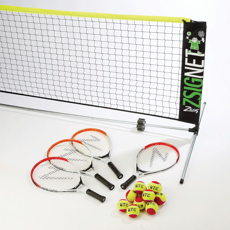 Zsig Red Zone Pro Mini Tennis Set