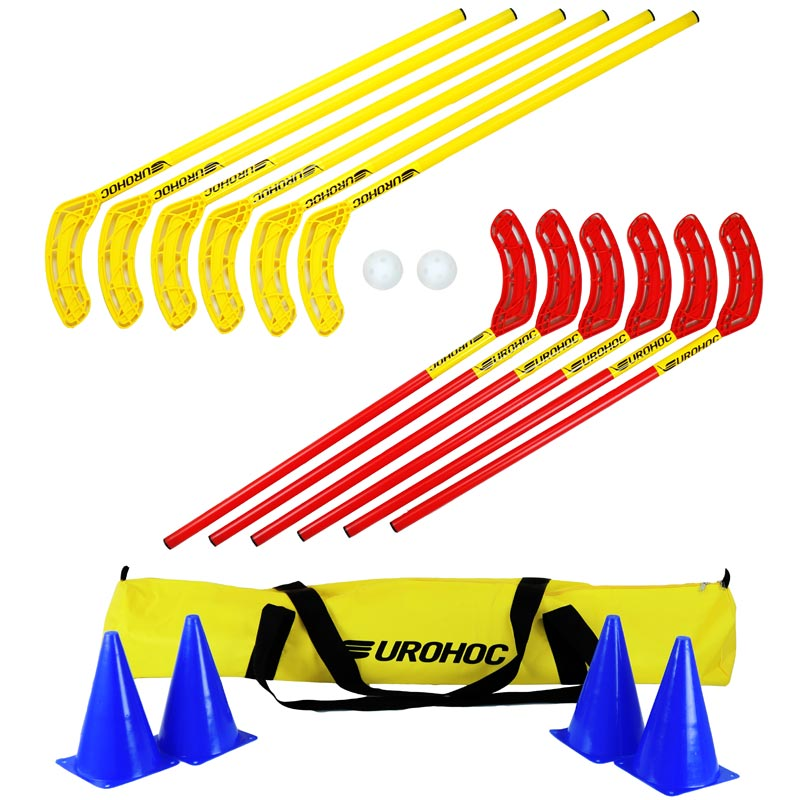Eurohoc Floorball Junior Set