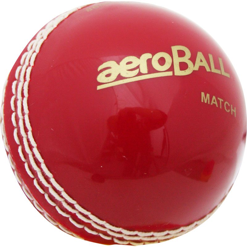 aeroBALL Match Safety Cricket Ball