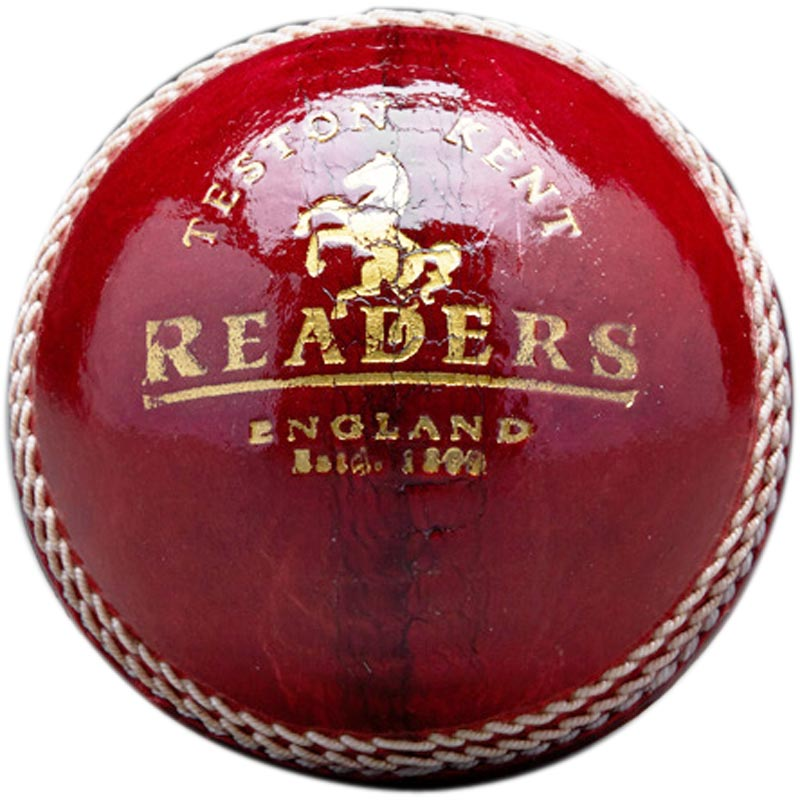 Readers Gold A Cricket Ball