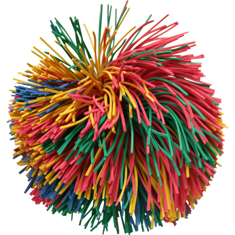 First Play Pom Pom Ball 8cm