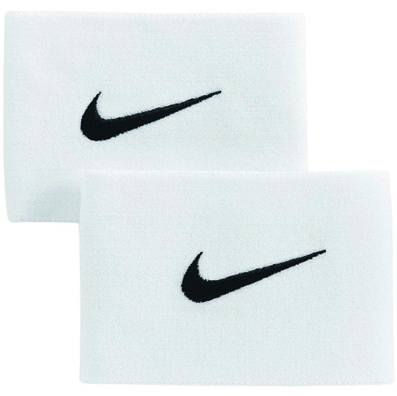 Nike Shin Guard Stay White