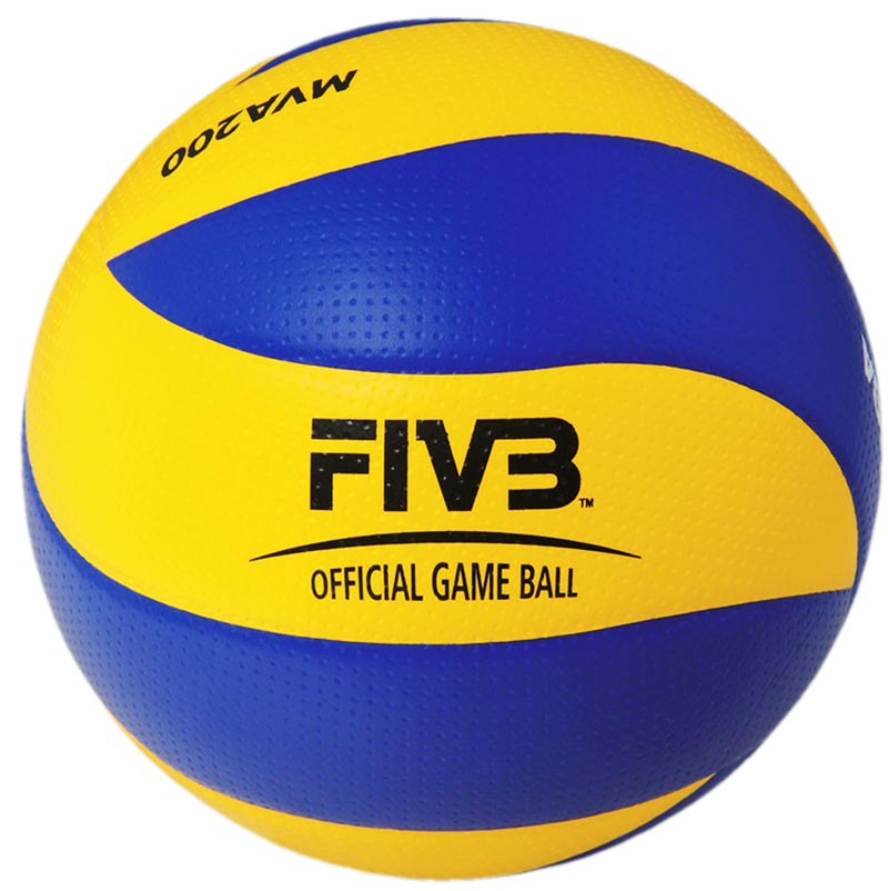 Mikasa MVA 200 Indoor Volleyball Official Game Ball