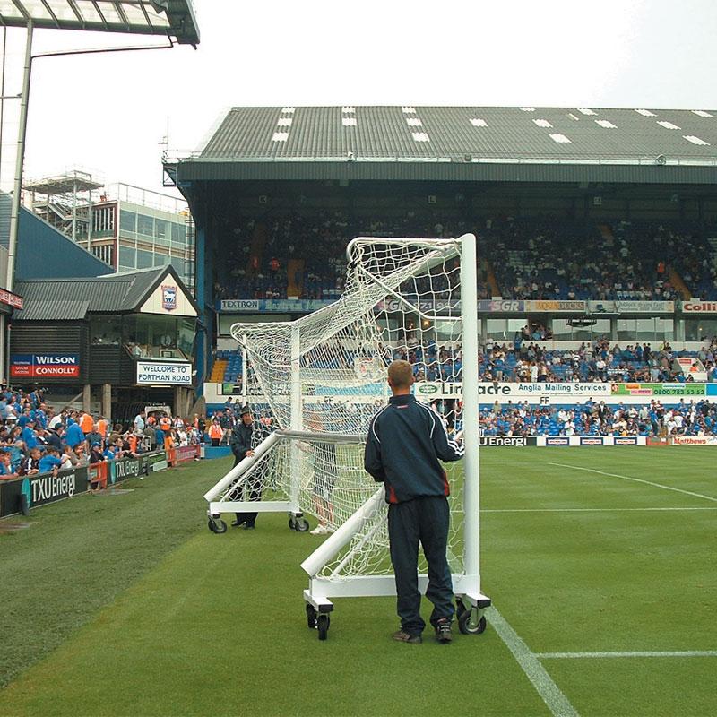 Harrod Sport 3G Hinged Football Portagoals 24ft x 8ft