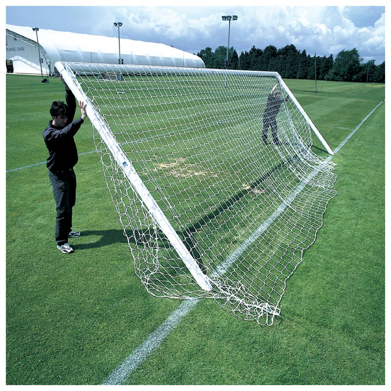 Harrod Sport 21ft x 7ft 3G Socketed Park Football Posts