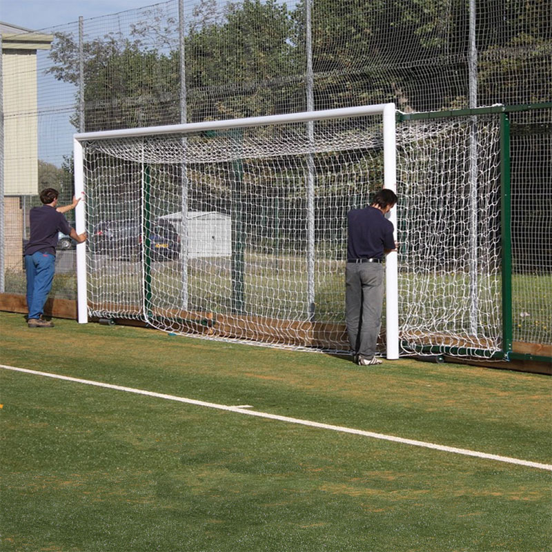 Harrod Sport 21ft x 7ft 3G Fence Folding Football Posts