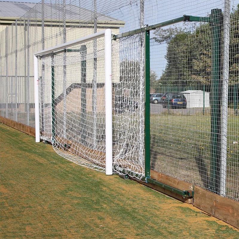Harrod Sport 24ft x 8ft 3G Fence Folding Football Posts
